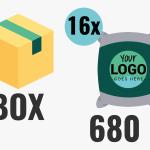 Box – 16 x 680 g