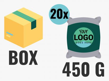 Box – 20 x 450 g