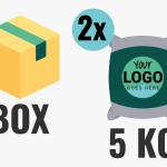 Box – 2 x 5 kg