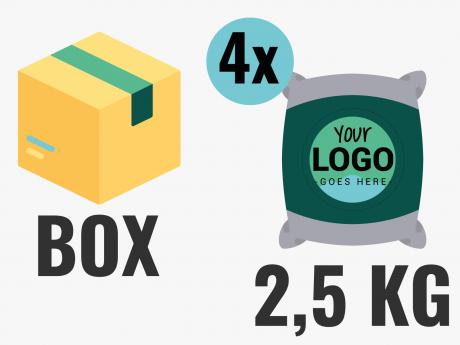 Box – 4 x 2.5 kg