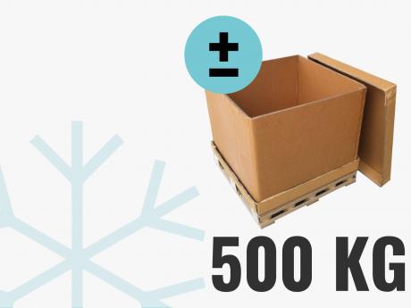 Totes – ±500 kg